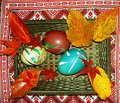 Easter and autumn
