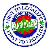 Marijuana first to legalize stamp