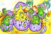 Banana egg