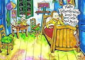 Van Goghs Christmas
