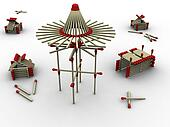Matchstick Mill