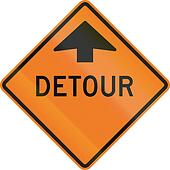 Detour Ahead in Canada