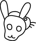 Skull-rabbit