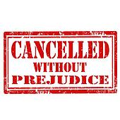 Cancelled Without Prejudice-stamp