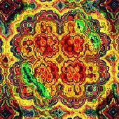 Mad colorful fractal.