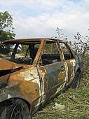 Burnt out banger