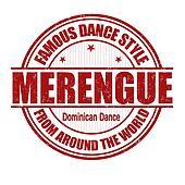 Merengue stamp