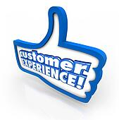 Customer Experience Thumbs Up Symbol Client Satisfaction Enjoyme