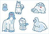 Dogs simbols