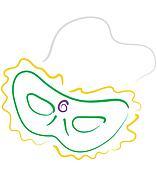 Mardi Gras mask2
