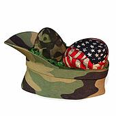 Military Easter Basket