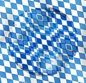 Bavaria Oktoberfest Creative Abstract Illustration Design