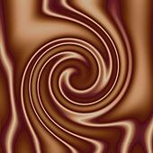 Creamy Chocolate Swirl