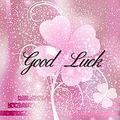 congratulations card Good Luck