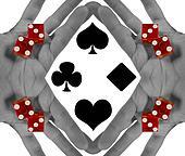hand dice pattern