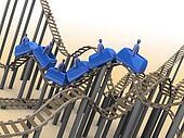 3d rollercoaster
