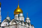 The Moscow Kremlin.The Church in Russia.