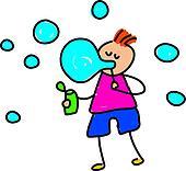 bubble kid