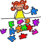 jigsaw kid