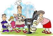 Family BBQ