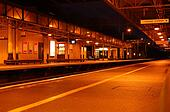 Train Station Night