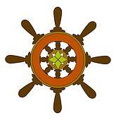 Ship whell