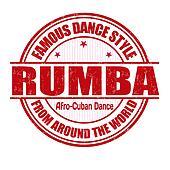 Rumba stamp