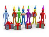 Holidays - Birthday