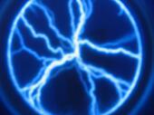 blue electricity