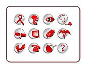 Medical & Pharmacy Icon SetMedical & Pharmacy Icon Set