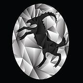 symbol of black ram