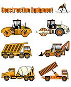 CONSTRUCTION EQUIPME