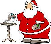 Santas treat