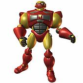 Super Bot-Fist of Fu