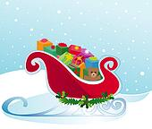 Santa\\\'s Sleigh