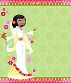 Fiesta Bride