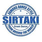 Sirtaki stamp