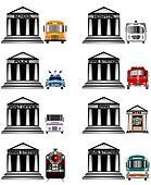 Public services icon