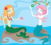 Joyful Mermaids
