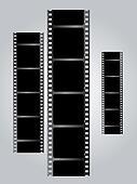 white film triple v gradient
