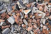 Pile of Discarded Bricks