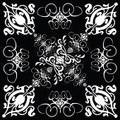 flower tile gothic 3