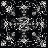 flower tile gothic 5