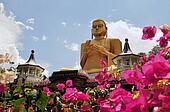 Golden Buddha of Dambulla, Sri Lanka.