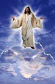 Jesus on a Cloud