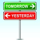 Tomorrow Clip Art - Royalty Free - GoGraph