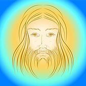 Jesus Christ shine light gloride