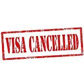 Visa Cancelled-stamp
