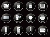 blackberry buttons gadgets