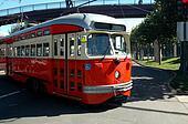 Trolley Car Bus
